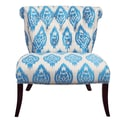 Sandy Wilson Ikat Slide Chair