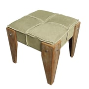 International Caravan Elegance Ottoman