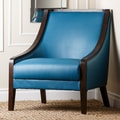 Abbyson Living Bloomdale Leather Armchair