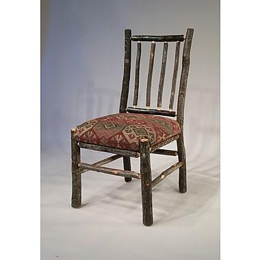 Flat Rock Furniture Berea Rail Back Side Chair; Braymar