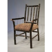 Flat Rock Furniture Berea Rail Back Arm Chair; Cranston