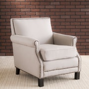 Safavieh Evan Chair; Beige