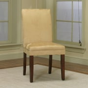 Sunset Trading Casual Dining Parsons Chair (Set of 2); Wheat