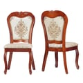 Cortesi Home Ella Side Chair (Set of 2)