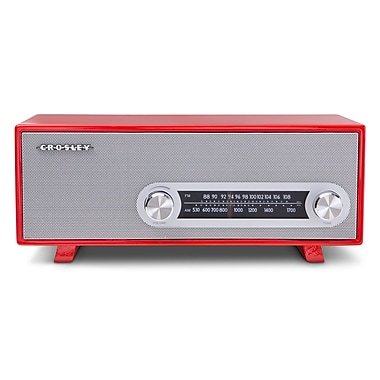 Crosley Ranchero Radio; Red