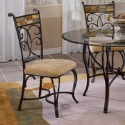 Hillsdale Pompei Side Chairs (Set of 2)