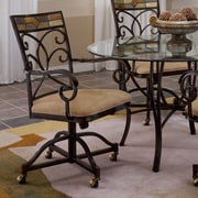 Hillsdale Pompei Arm Chairs (Set of 2)