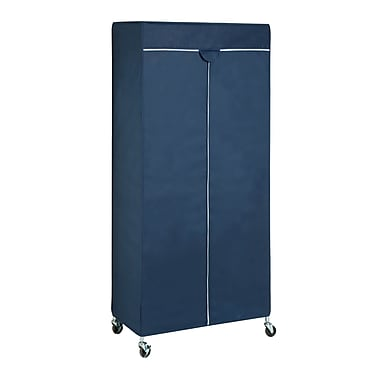 Honey-Can-Do Non-Woven Fabric Garment Rack Cover