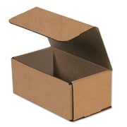 "07""x4""x3"" Partners Brand Corrugated Mailers, 50/Bundle (M743K)"