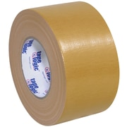 "Tape Logic™ 10 mil Duct Tape, 3"" x 60 yds., Beige, 3/Pack"