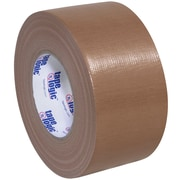 Tape Logic™ 10 mil Duct Tape, 3 x 60 yds., Brown, 3/Pack