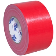 "Tape Logic™ 10 mil Duct Tape, 3"" x 60 yds., Red, 16/Pack"