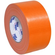 Tape Logic™ 10 mil Duct Tape, 3 x 60 yds., Orange, 16/Pack