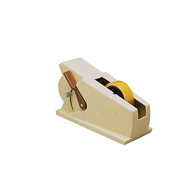 3M™ Scotch® M96 3in. Definite Length Tabletop Tape Dispenser, Tan