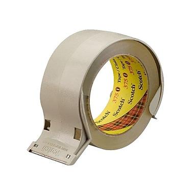 3M™ Scotch® 2in. Economy Hand Held Box Sealing Tape Dispenser, Gray