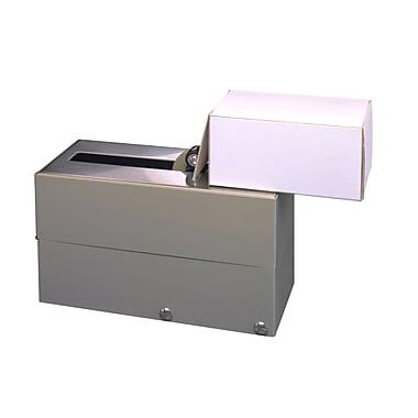 3M™ Scotch® 1/2in. Tabletop Manual Box Sealer, Gray