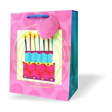 Medium Feminine Bags, Birthday, 12/Pack