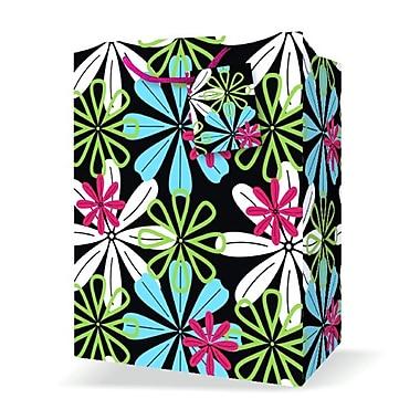 Large Feminine Bags, Floral, 12/Pack