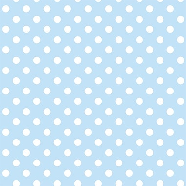 2 Sheet Flat Baby Wrap, Blue, 12/Pack