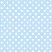 2 Sheet Flat Baby Wrap, Blue, 12/Pack