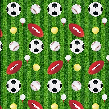 Wrap Roll, Sports Balls, 10/Pack