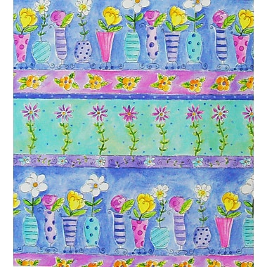 Wrap Roll, Floral, 10/Pack