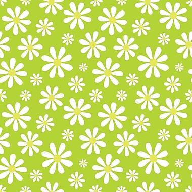 Feminine Wrap Roll, Daisies, 10/Pack