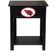 Fan Creations NFL End Table; Arizona Cardinals