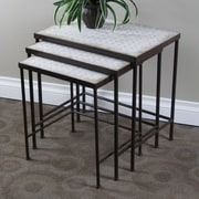 4D Concepts 3 Piece Nesting Tables