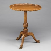 AA Importing End Table; Honey