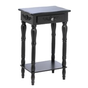 Zingz & Thingz Colonial Carved Side Table