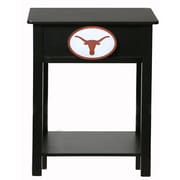 Fan Creations NCAA End Table; Texas