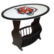 Fan Creations NFL Logo End Table; Cincinnati Bengals