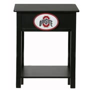 Fan Creations NCAA End Table; Ohio State