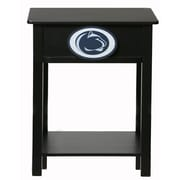 Fan Creations NCAA End Table; Penn State