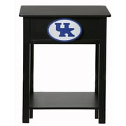 Fan Creations NCAA End Table; Kentucky