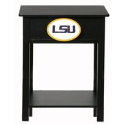 Fan Creations NCAA End Table; LSU