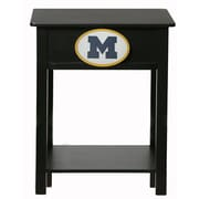 Fan Creations NCAA End Table; Michigan