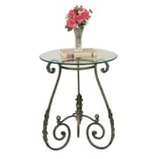 Passport Perugia End Table