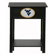 Fan Creations NCAA End Table; West Virginia