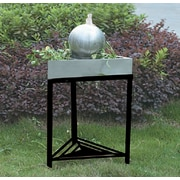 Unique Arts Stand for Triangle Table Top Fountain