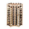 Wine Cellar Vintner Series 44 Bottle Wine Rack; Unfinished