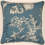 Dakotah Pillow Sea Outdoor Throw Pillow (Set of 2)