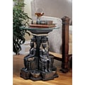 Design Toscano Ramses II Egyptian Sculptural End Table; 2