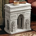 Design Toscano Arc De Triomphe Sculptural End Table