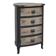Crestview Celine End Table