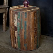 Wildon Home   Reclaimed Wood End Table