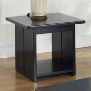 Somerton Dwelling Ebony End Table