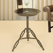 Passport Industrial End Table