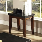 Steve Silver Furniture Granite Bello End Table